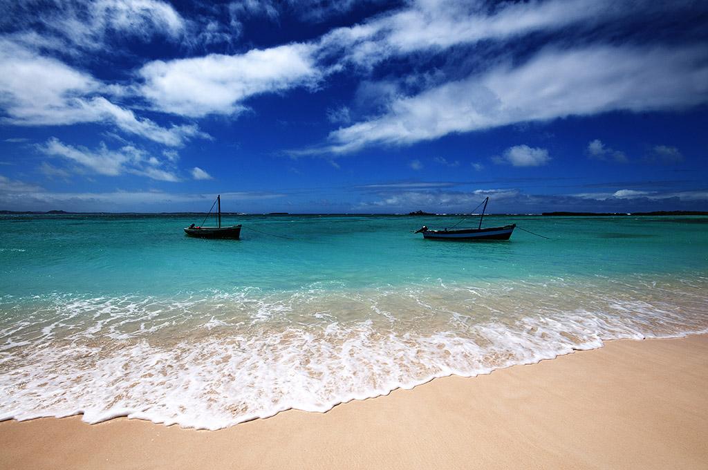 mer d'Emeraude, Madagascar